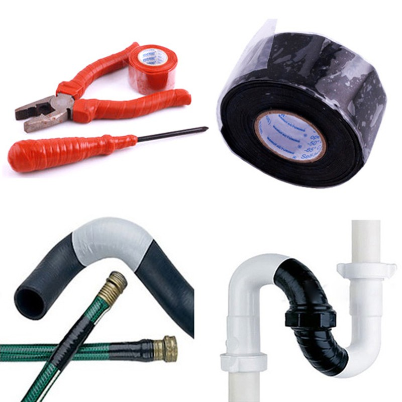 New Useful Waterproof Silicone Performance Repair Tape Bonding Rescue Wire Sell Hotting LH8s