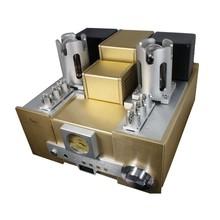 YAQIN MS-650B 15WPC 845 x 2 Vacuum Tube Hi-End Tube Integrated Amplifier Gold/Silver(China (Mainland))