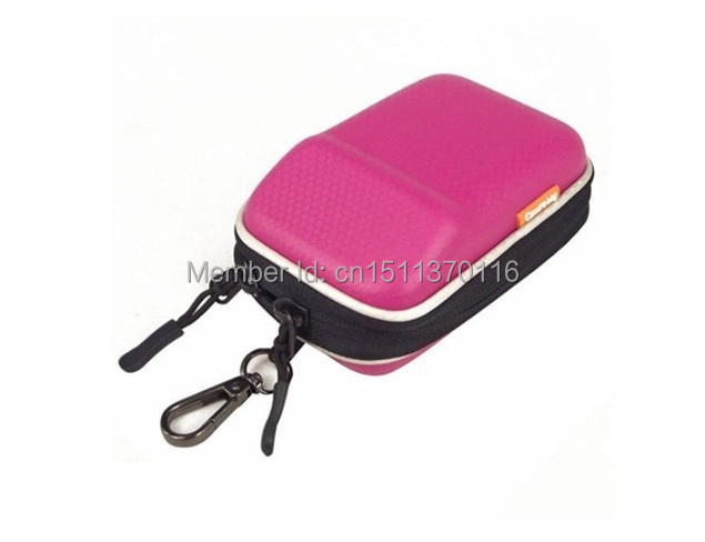 Free shipping High Quality NEW Digital Camera Case Bag For Nikon Coolpix P300 P310 P330 S8200 AW100 AW100s AW110 red(China (Mainland))