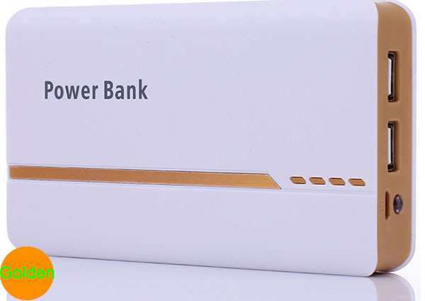 2015 New Mobile Phone Power Bank 20000mAh Portable External Backup Battery Charger iPhone 4 4S 4G 5 5S 6 Plus Powerbank - Sunny Globle Store store