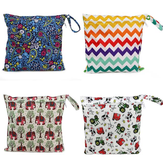 Мода мумия мешок ребенка подгузник сумки многоразового детские подгузники сумки водонепроницаемые ...