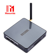 Buy Original MECOOL BB2 PRO Android 6.0 Octa Core Smart TV Box Amlogic S912 Support Bluetooth 4.0 1000M WiFi 4K Media Set Top Box for $70.99 in AliExpress store