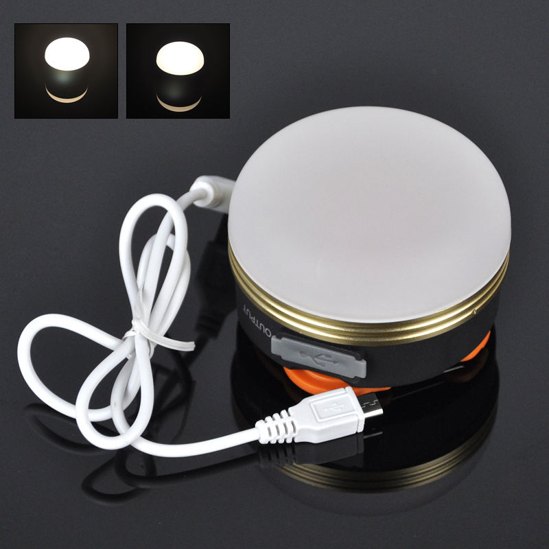 Portable Camping Lantern Bright and Light weight Flashlight Rechargeable Flash Lamp For Camping Emergencies With Retail Box<br><br>Aliexpress