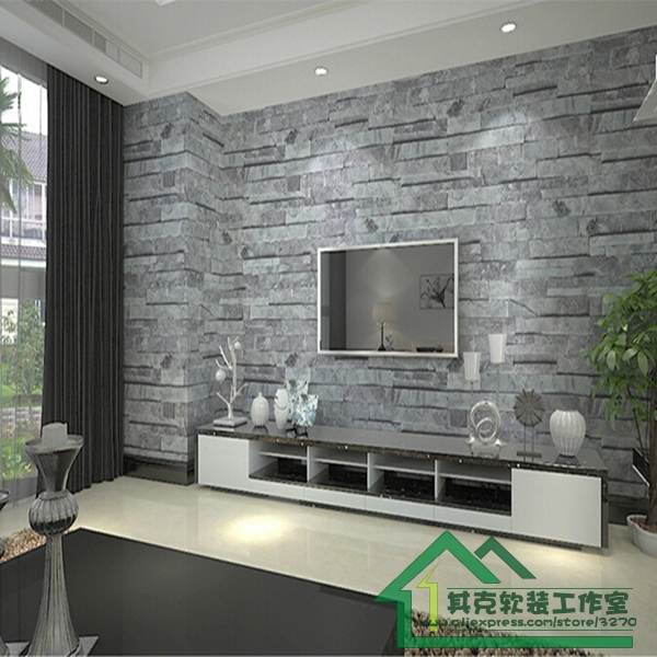 Wallpaper home decor picture more detailed picture about for Home decor 3d wallpaper