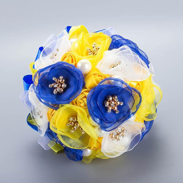 Royal blue and yellow wedding flowers bigking keywords and pictures cancer artificial wedding royal blue and yellow wedding flowers mightylinksfo