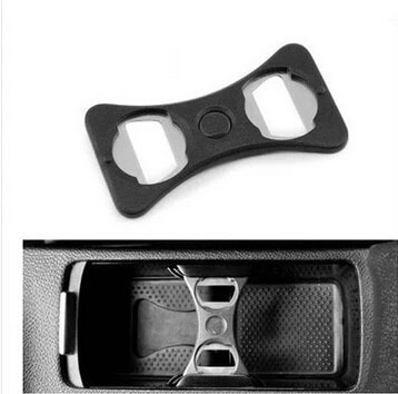 buy for volkswagen vw bottle opener cup holder golf mk 5 6 gti r32 jetta. Black Bedroom Furniture Sets. Home Design Ideas