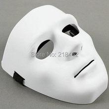 Livraison gratuite élégant hip - hop danse des masques de Halloween masque Jabbawockeez masque Performances masque kc-mj009(China (Mainland))