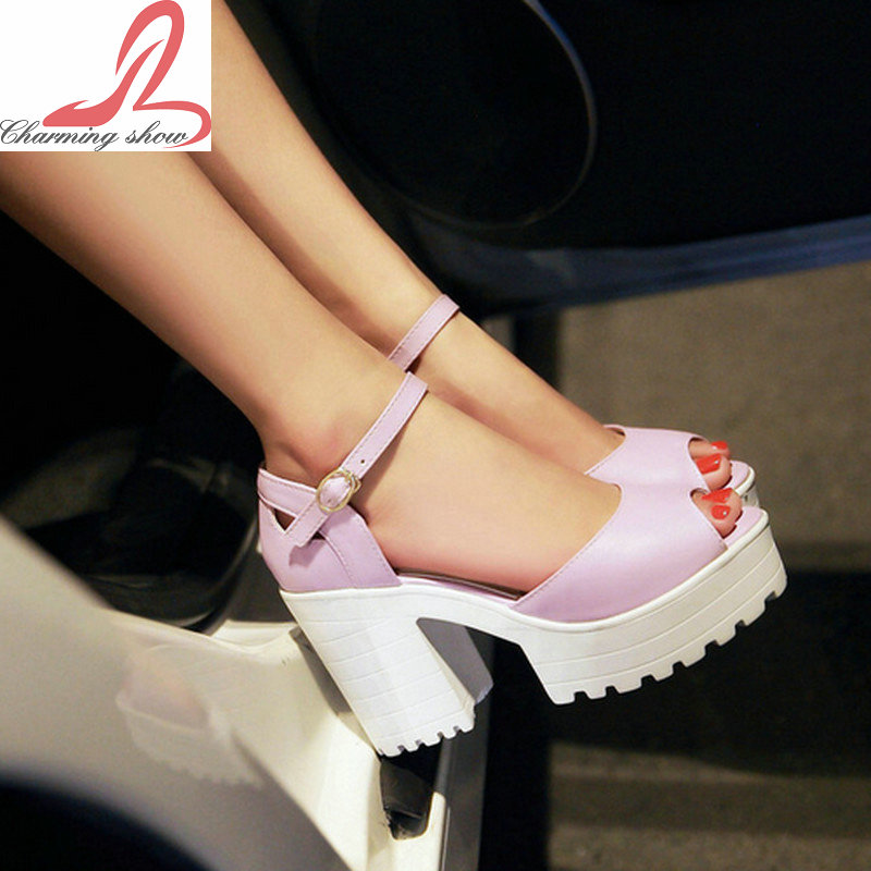 Женские сандалии Drop Toe