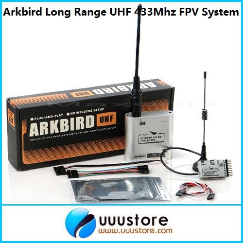 ARKBIRD Long Range UHF 443 10CH FHSS Control System For Futaba WLFY FLYSKY <br><br>Aliexpress