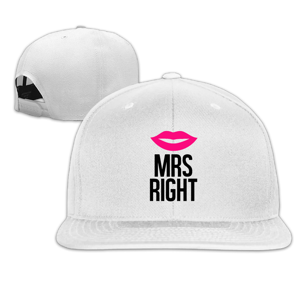 2017 Mr Right Mrs Always Right Cap Baseball Cap Fitted Hat Casual Cap Gorras Hip Hop Snapback Hats Wash Cap Men Women Un