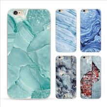 2016 New Arrival Marble Phone Case Hard PC Funda Cover for iPhone 6 6s Phone Cases Coque