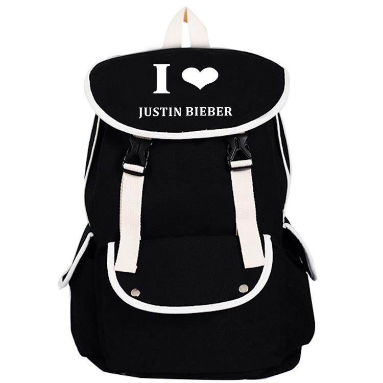 Justin Bieber Justin Bieber sac d'école sac à dos(China (Mainland))