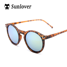 Fashion multicolour 2014 mercury Mirror glasses men sunglasses women male female coating sunglass gold round OCUL 051