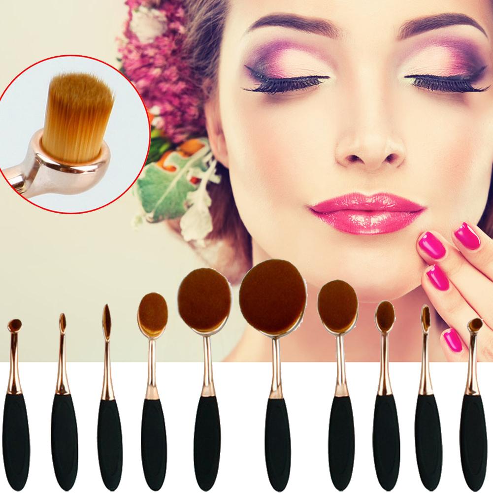 Косметические щетки для макияжа
