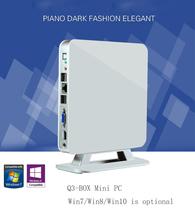 Brand High quality windows7 win 8 win 10 MINI PC COMPUTER 1037U Intel CPU 2GB 16G SSD High speed Wifi