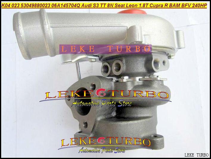 K04 023 53049880023 53049700023 06A145704Q Turbo Turbocharger for Audi S3 TT 8N Seat Leon 1.8T Cupra R BAM BFV 1.8L 240HP (3)