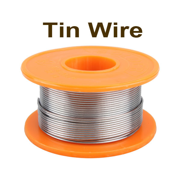 Tin Lead Solder Core Flux Soldering Welding Solder Wire Spool Reel 0.8mm FCI#(China (Mainland))
