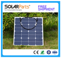 High Quality 7W 5V Foldable Solar Charger Mono Solar Panel Chager For iphone /Mobile Power Bank Battery Charger