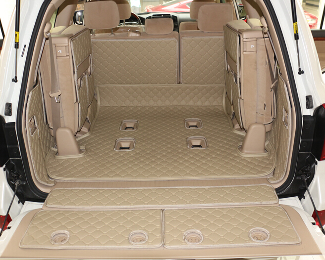 Good quality free shipping special trunk mats for lexus for 100 series land cruiser floor mats