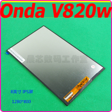 New Original 8.0″ LCD Display for Onda V820w IPS LCD Screen 1280×800 LCD Panel Replacement