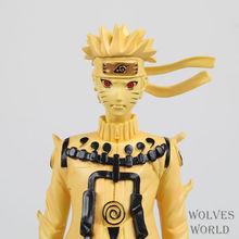 24cm NARUTO Model Uzumaki Naruto Action Figure Kyuubi Gift Box - Enjoy-YXJ store