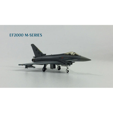 HOGAN 1:200 Eurofighter Typhoon EF2000 M-SERIES European Joint Fighter Model F2 Amidio(China (Mainland))
