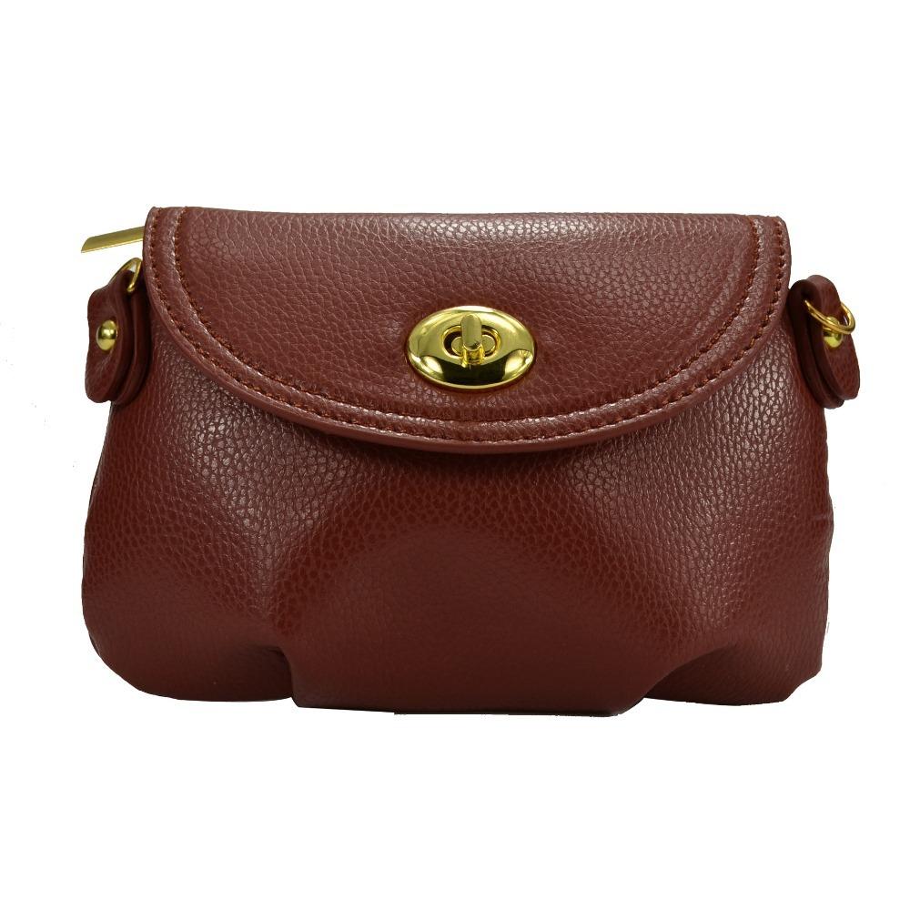 New 2015 Hot Sale Women Bag PU Leather Solid Hobos Soft Zipper Women Messenger Bags Shoulder Strap MIni Shoulder Bags(China (Mainland))