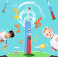 cleaning oral care soft bristle Waterproof rotary Electric Toothbrush for kids children Rechargeable 2 minuter music