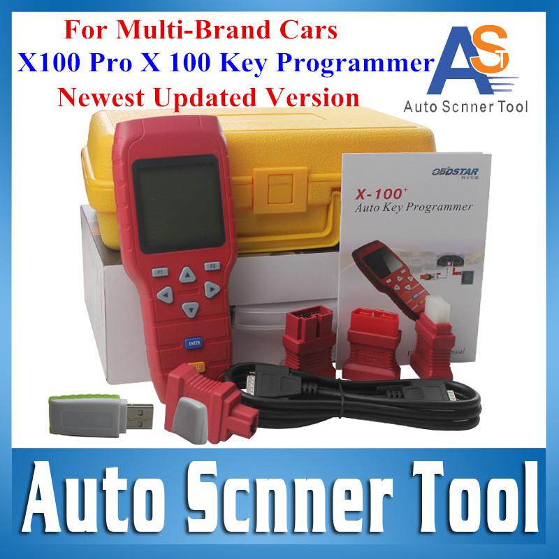 2016 Newest X 100 Pro Auto Key Programmer X100 X 100 Full ...