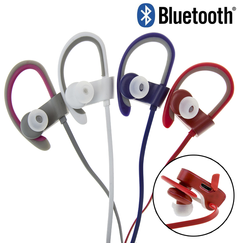 newest four colors headphone ear hook sport earphone bluetooth headset pk m2 m3 m4 earphones and. Black Bedroom Furniture Sets. Home Design Ideas