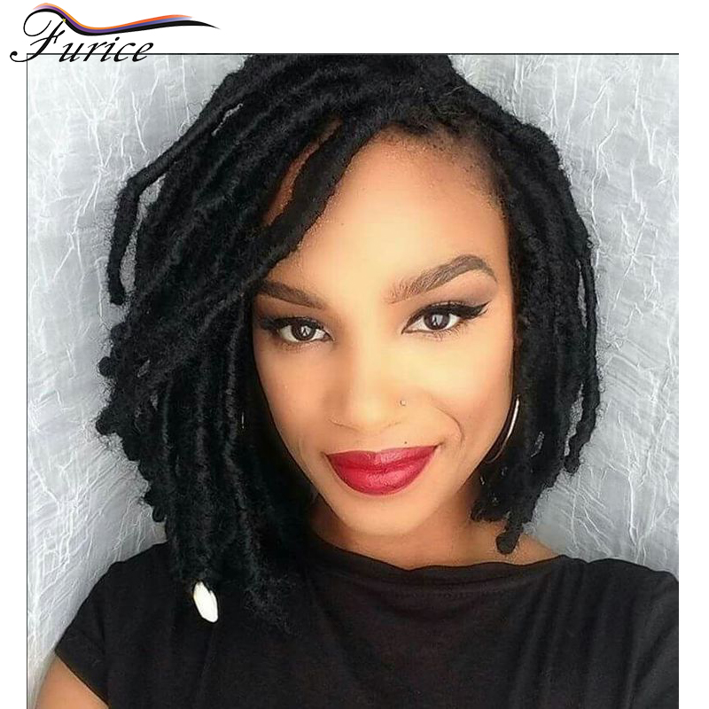 Goddess Faux Locs Crochet Dreads Extensions Crochet Braiding Hair ...