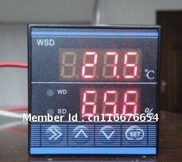 Mini Size (48*48) Digital Temperature Humidity Controller