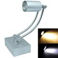 3W Flexible LED Wall Mounted Lamps 360 Degree Rotation Arm Light LED Reading Light LED Gooseneck