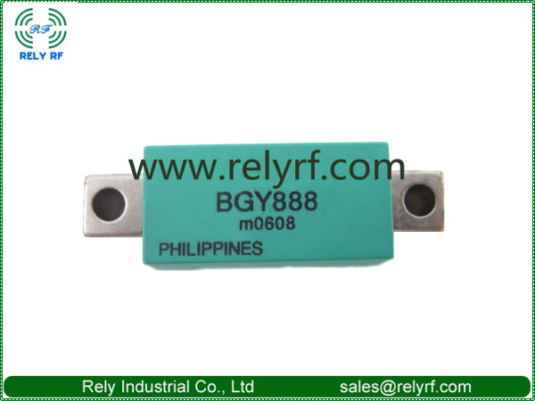 DHL CATV amplifier modules BGY888 860MHZ hybrid module - Shenzhen Wishing Technology Co., Ltd. store