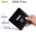 Bben mini pc desktop computer tv box 2gb 32gb 4gb 64gb intel z8350 processor 4 cores