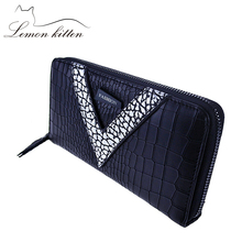 Women Purse Female Wallet Luxury Designer High Quality Famous Brand Ladies Girl Women Purse Female Wallet Pouch(China (Mainland))