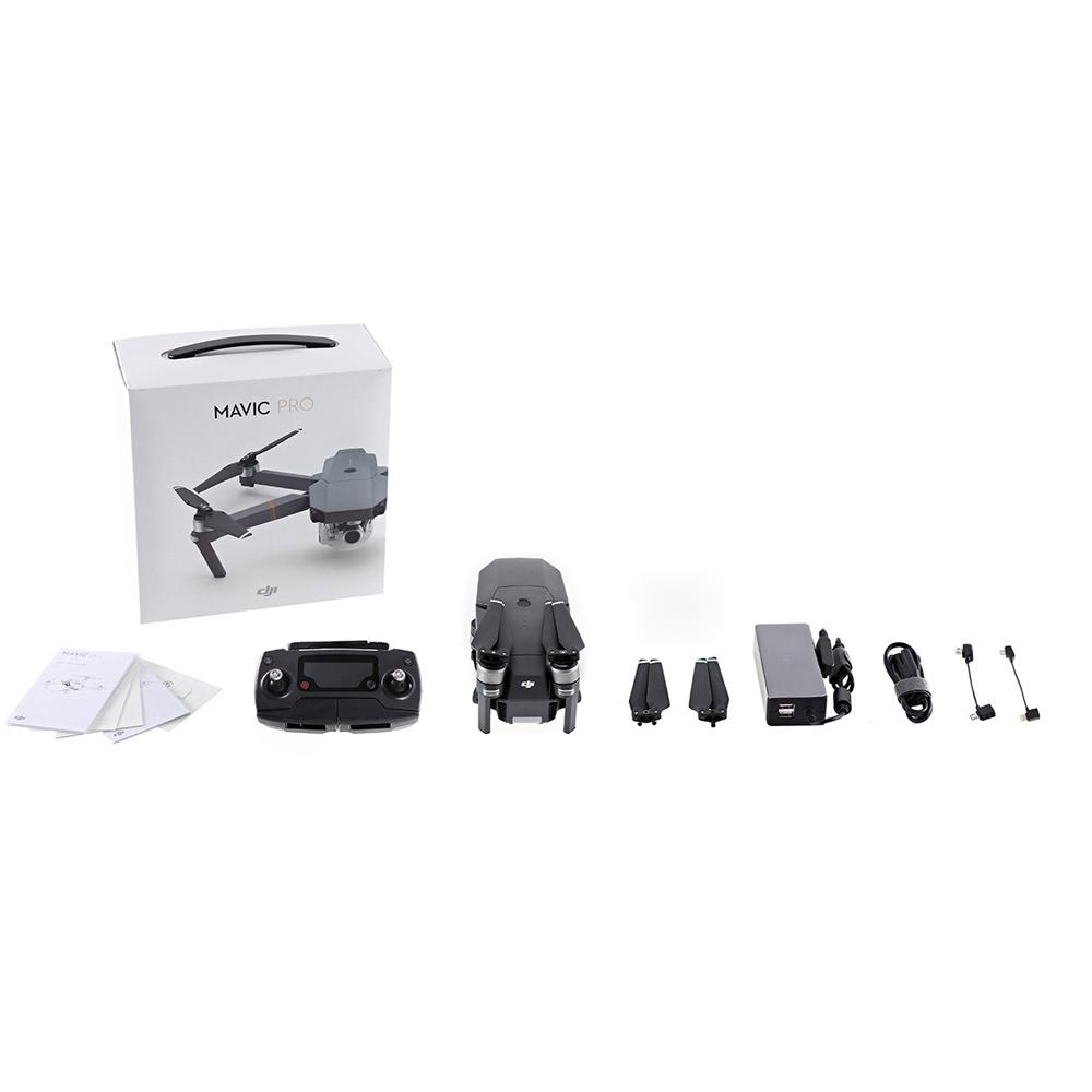 Pre-Order! Fast Shipping 2016 DJI Mavic Pro RC Drone W/ 4K Camera 3-Axis Gimbal  Via EMS