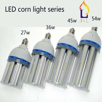 Free Shipping 135leds/pcs 45w E27/E40/E39 smd5630 110V/220V energy saving led corn lamp 93*246.5mm 10PCS/LOT(China (Mainland))