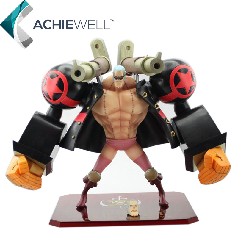 Figuarts Anime One Piece Franky Theater Version Action Figure Cartoon Cool Style Model Fan Collection Plastic Toys Adult Gifts(China (Mainland))