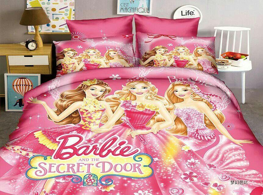 Online Get Cheap Barbie Bedding Set -Aliexpress.com .