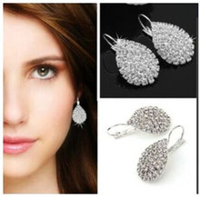 European and American fashion jewelry upscale boutique style fashion earrings wholesale manufacturers claw drops(China (Mainland))