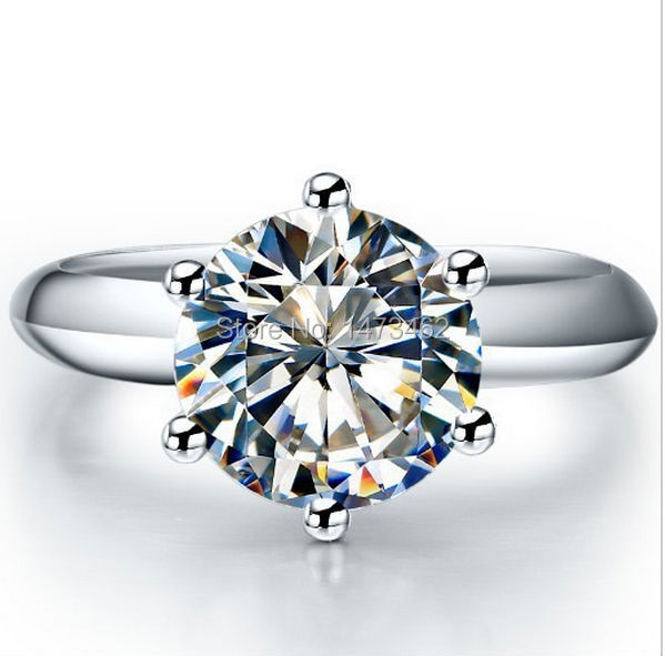 get cheap gemstone engagement ring aliexpress