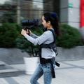 Maili 5D2 5D3 DSLR camera steadicam video steadycam camcorder stabilizer vest and hold support rod dslr