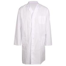 Лабораторный халат гигиены Еда Промышленный Склад лаборатории врачи медицинского белое пальто FS99(China)