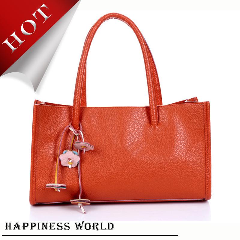 Free Shipping New Designer Tote Bags Women Handbag, Women Satchels Shoulder Bag, High Quality PU Leather Handbag For Women(China (Mainland))