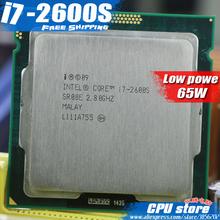 Buy Intel core i7 2600S i7-2600S CPU Processor Quad-Core (2.7Ghz /L3=6M/65W) Socket LGA 1155 Desktop CPU (working 100% Free Shipping) for $142.80 in AliExpress store