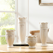 High quality american classical vase flower ceramic vase(China (Mainland))