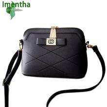 Buy women bag black crossbody bags women shoulder bags female women leather handbags purses handbags women messenger bags for $12.74 in AliExpress store