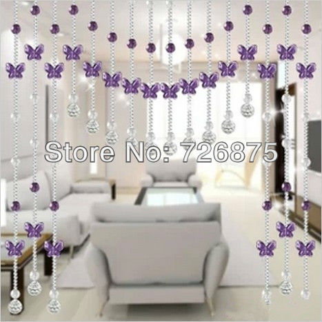 curtains bedroom Picture - More Detailed Picture about Crystal ...