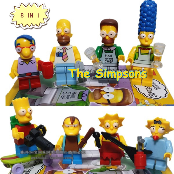 Детское лего DECOOL 8 /, Minifigures Lego SY256 детское лего gudi